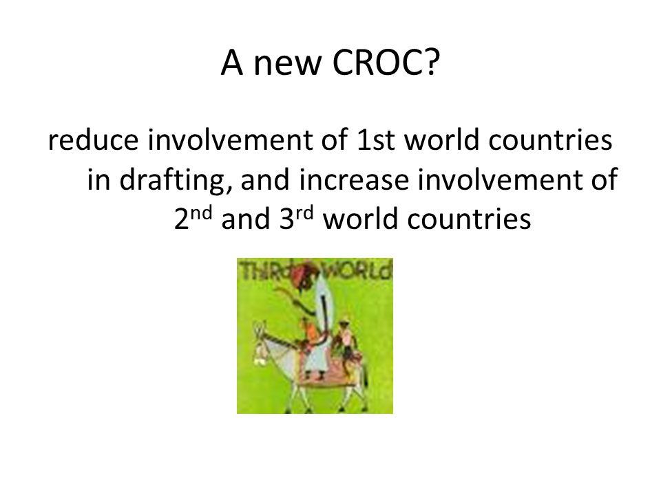 A new CROC.