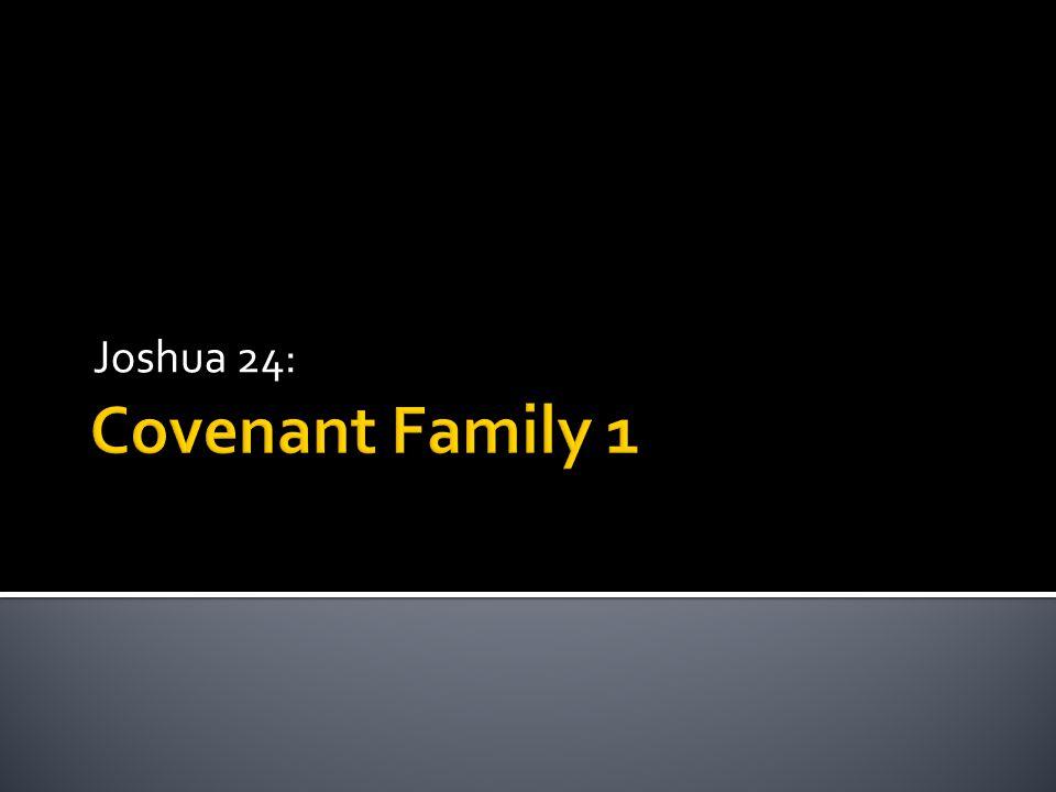 Joshua 24: