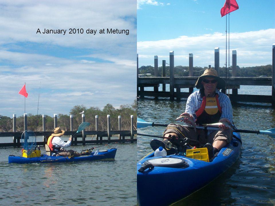 A January 2010 day at Metung
