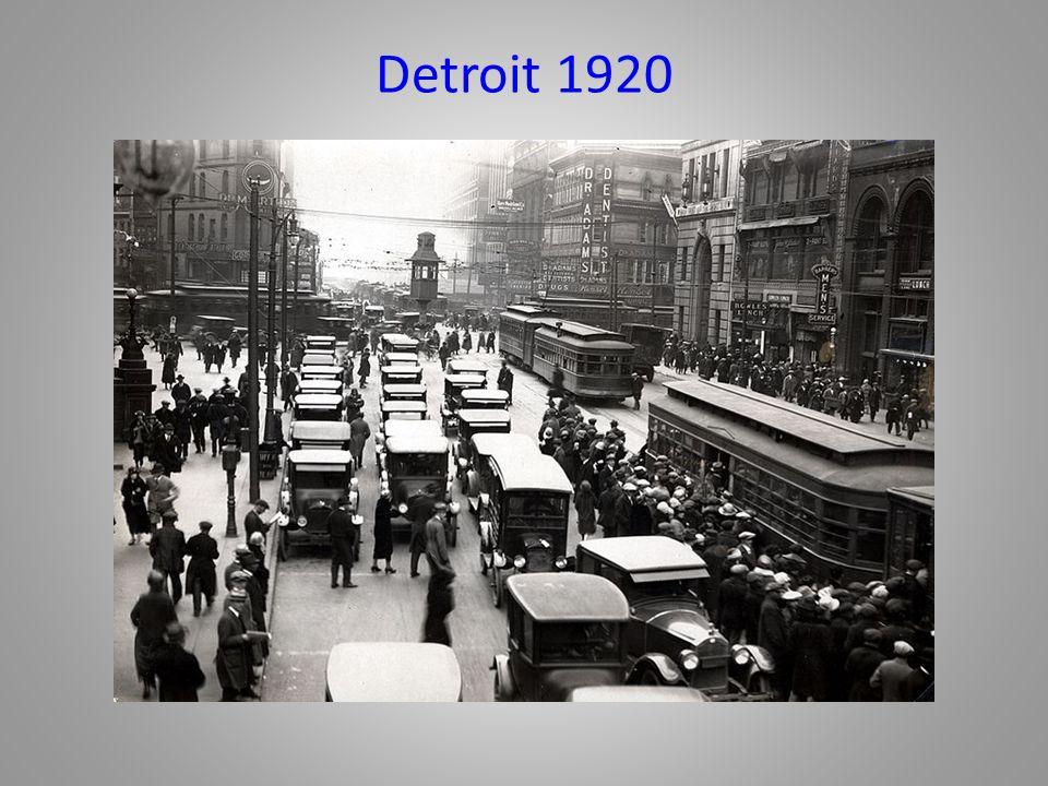 Detroit 1920