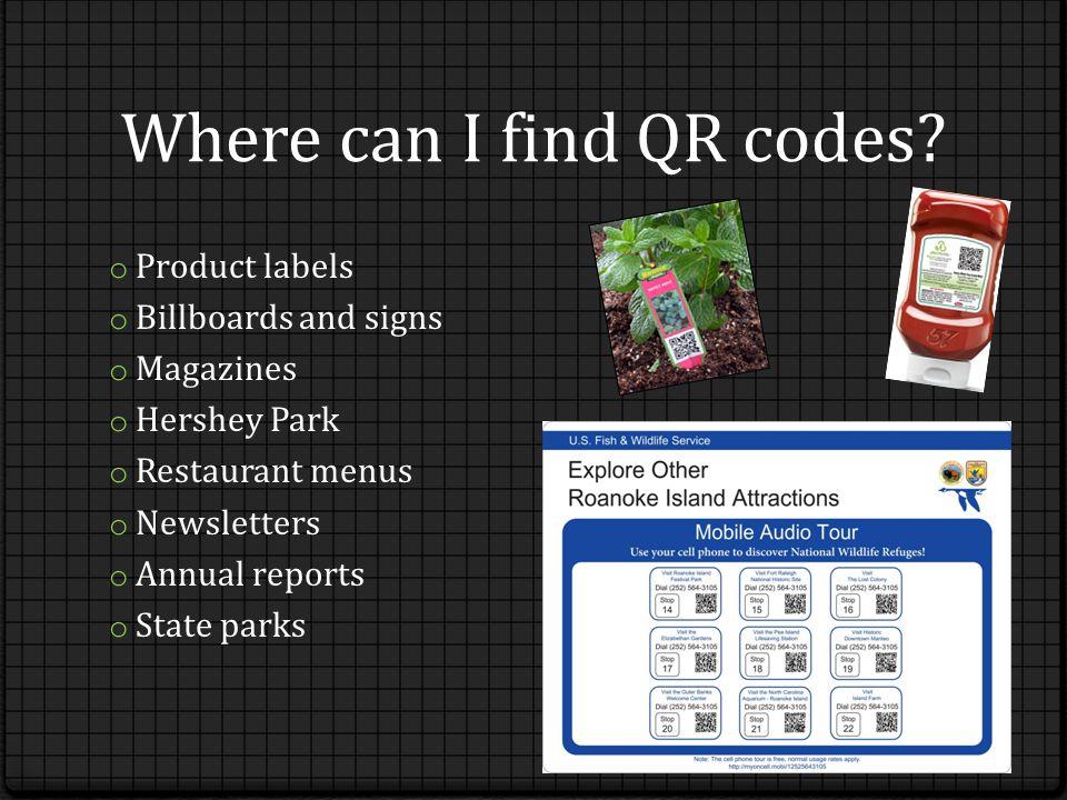 How do QR codes work.