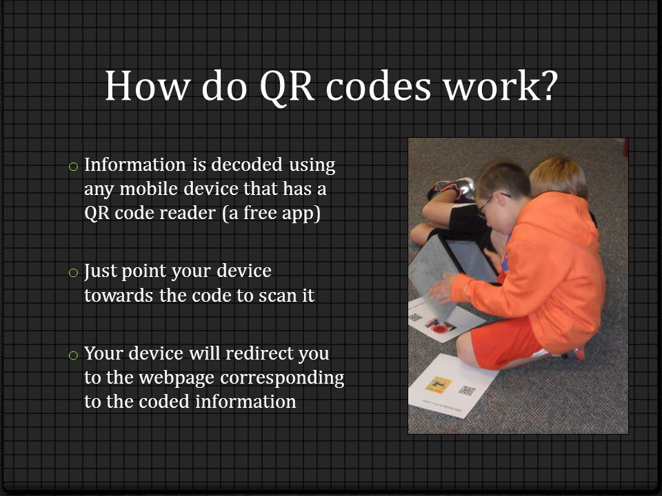 Size and Location o Be sure your QR code is large enough to scan o Safe size: 1.25 x 1.25 inch square o Be careful about placement.