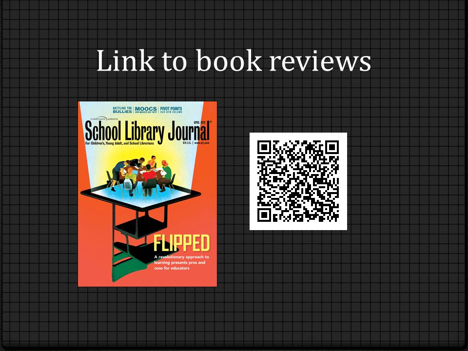 Link to book reviews