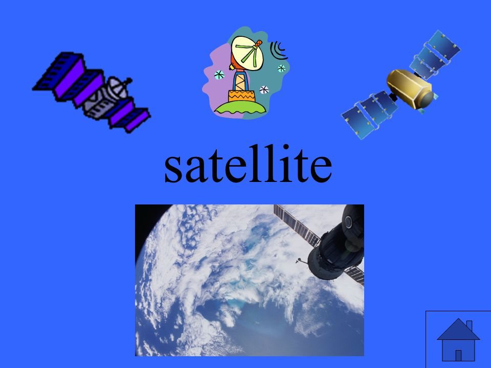 ________________ technology is used to study planets in our solar system.