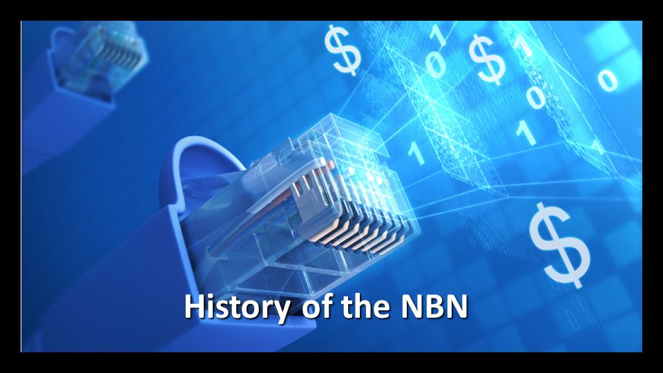 History of the NBN