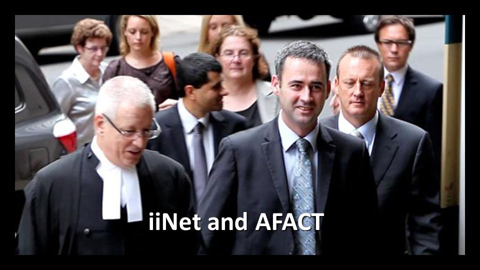 iiNet and AFACT