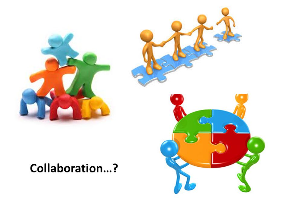 Collaboration…