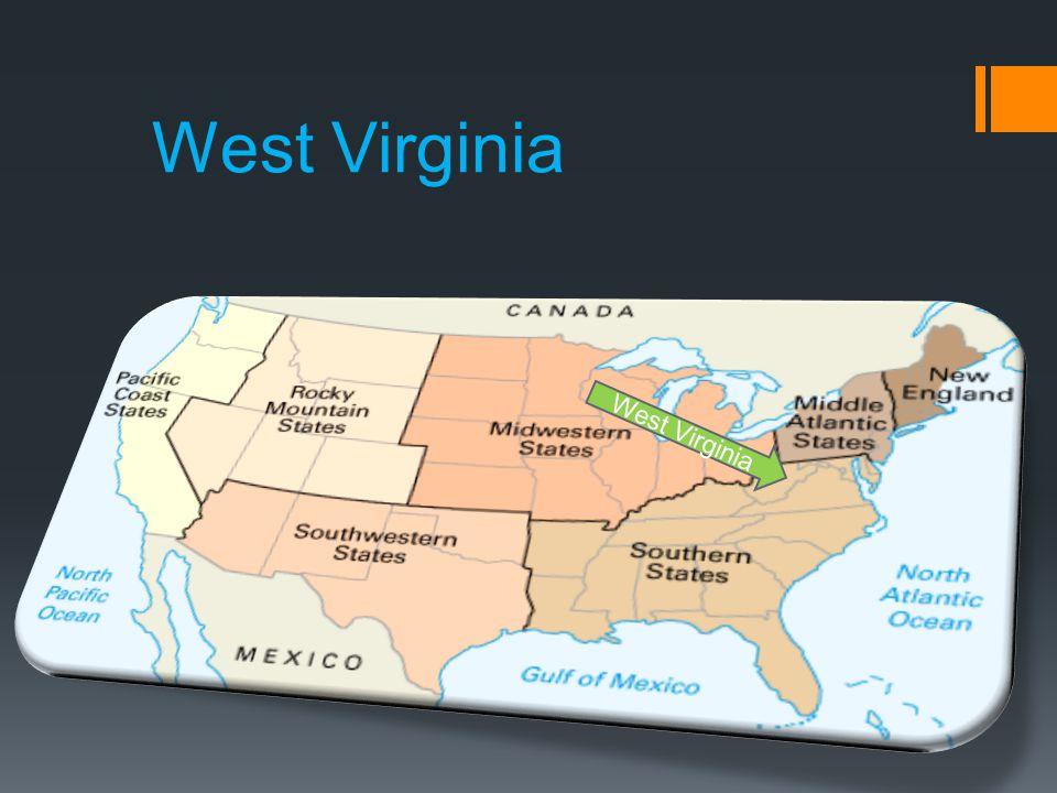 West Virginia is also included in 14 other states Southeast region  Virginia  West Virginia  Maryland  North Carolina  South Carolina  Georgia  Florida  Louisiana  Arkansas  Tennessee  Kentucky  Delaware  Alabama  Mississippi