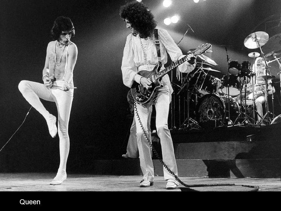 Mick Jagger, John Lennon and Yoko Ono