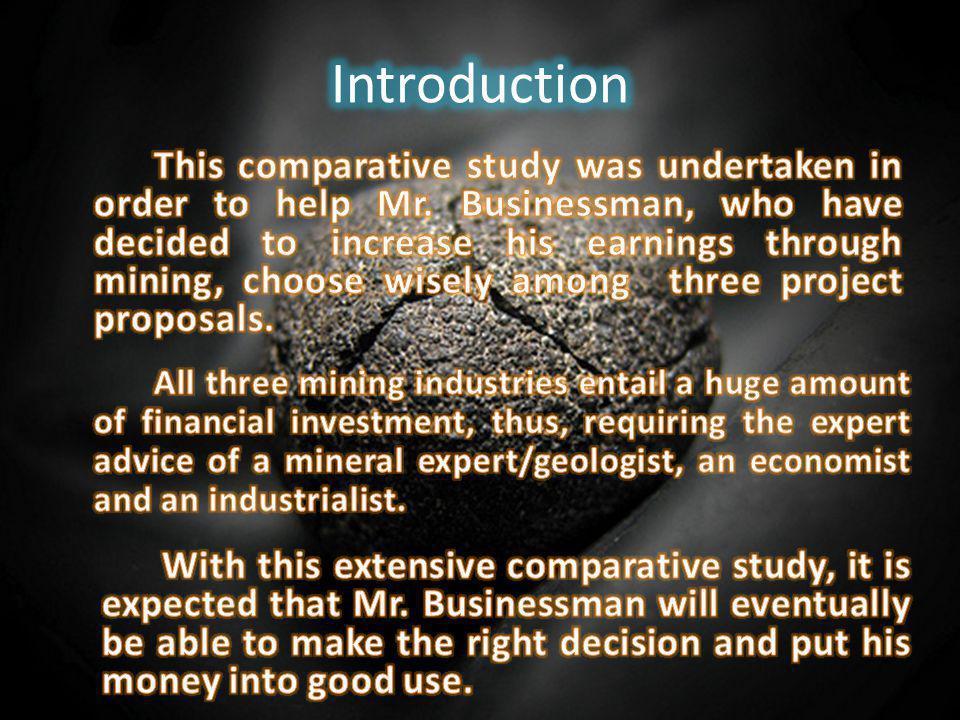 Manganese Mining Phosphate Mining Coal Mining