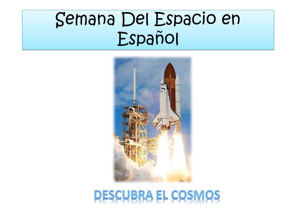 Semana Del Espacio en Español
