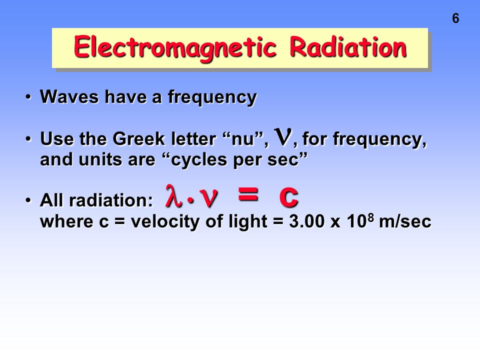 26 Energy Levels Each energy level has a number called the PRINCIPAL QUANTUM NUMBER, nEach energy level has a number called the PRINCIPAL QUANTUM NUMBER, n Currently n can be 1 thru 7, because there are 7 periods on the periodic tableCurrently n can be 1 thru 7, because there are 7 periods on the periodic table