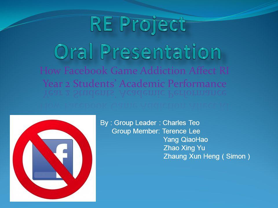 By : Group Leader : Charles Teo Group Member: Terence Lee Yang QiaoHao Zhao Xing Yu Zhaung Xun Heng ( Simon )