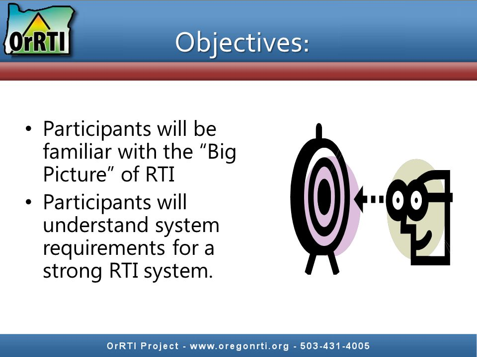 RTI District: 3 rd Grade ITBS Reading Comprehension