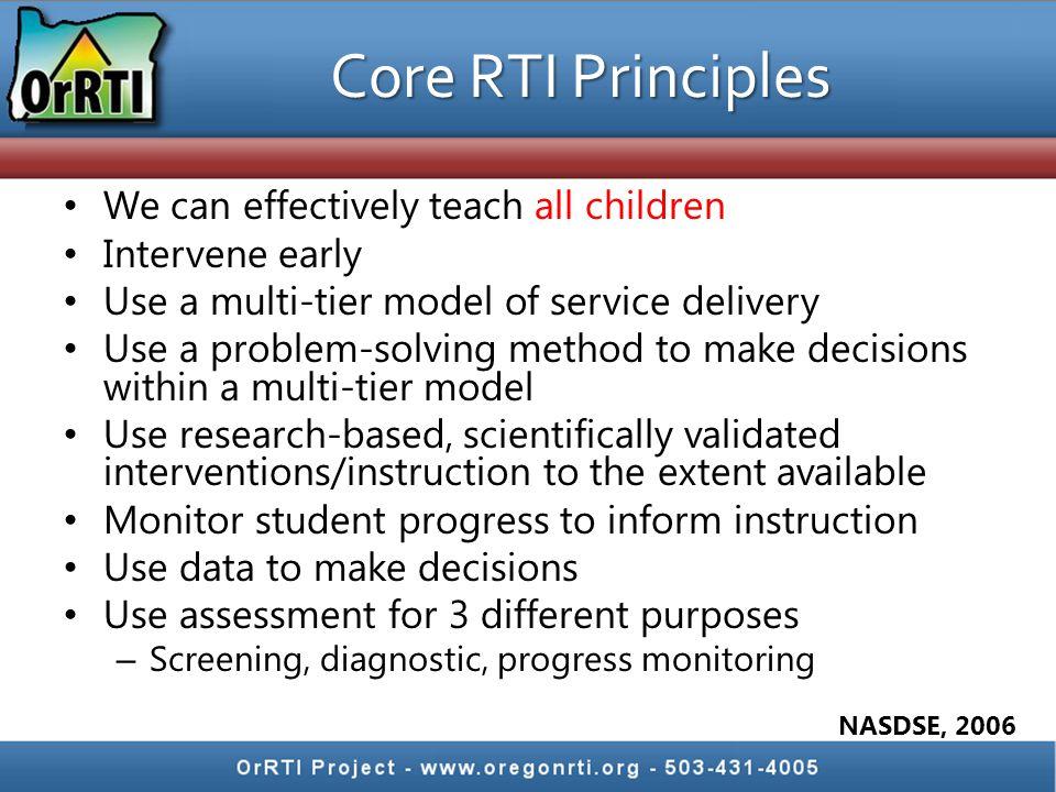 Tigard-Tualatin School District OAKS Math Proficiency
