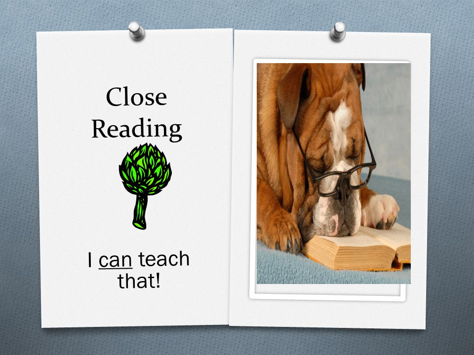"""Close reading must be accompanied by other essential instructional practices that are vital to reading development; interactive read-alouds, and shar"