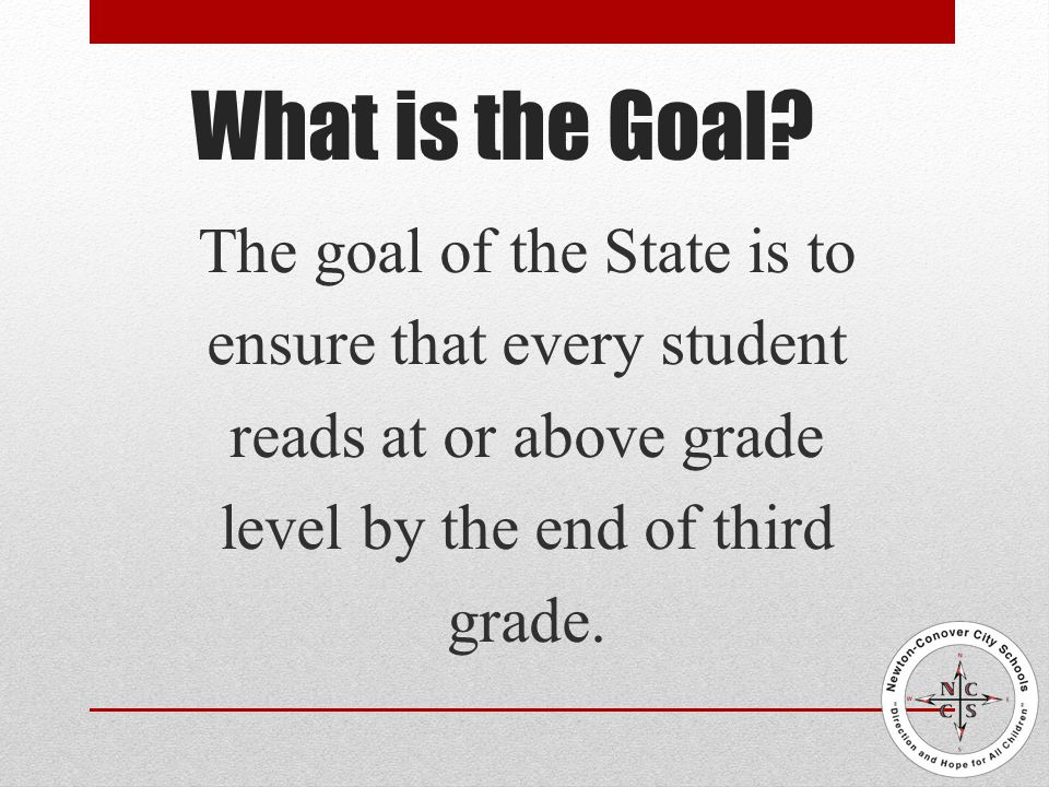 What does the Read to Achieve Program mean for a 3rd grade student who does not pass the EOG or qualify for a good cause exemption.