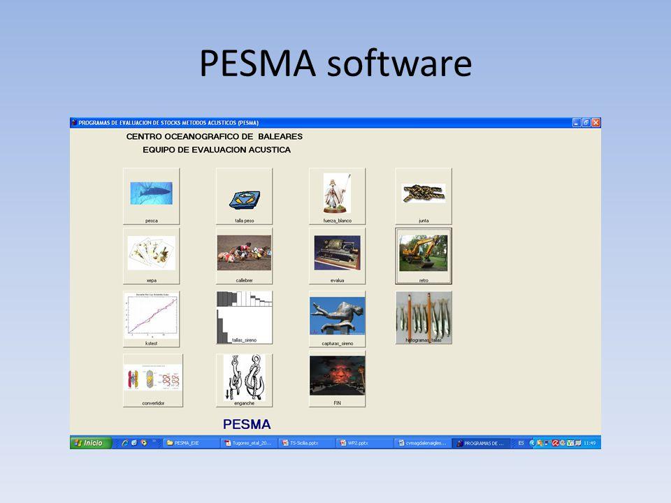 PESMA software