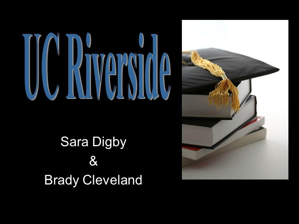 Sara Digby & Brady Cleveland