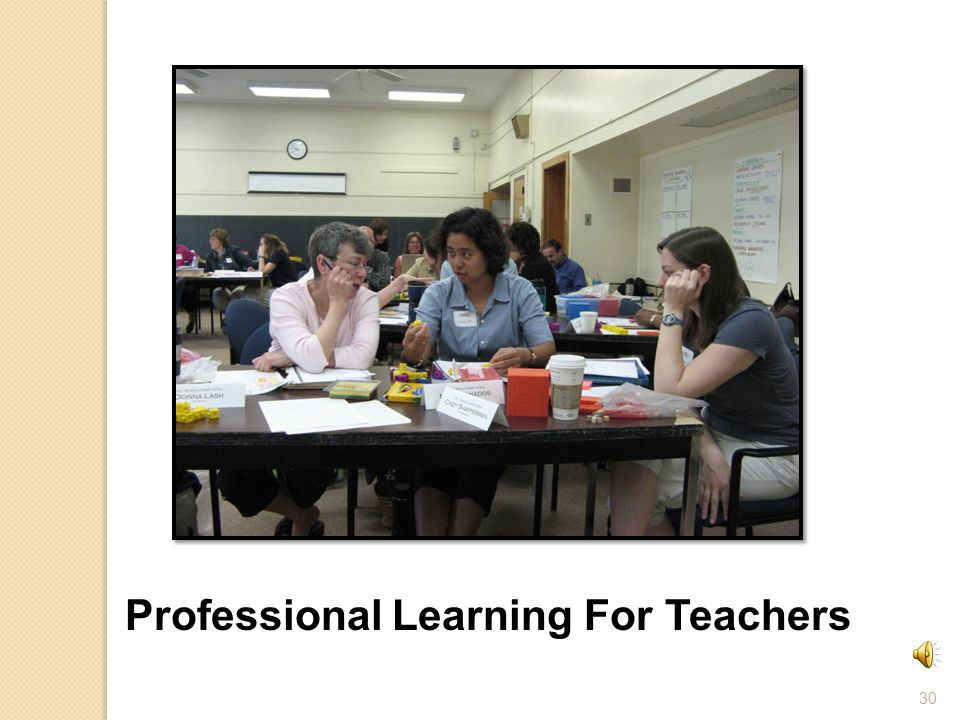 30 Professional Learning For Teachers