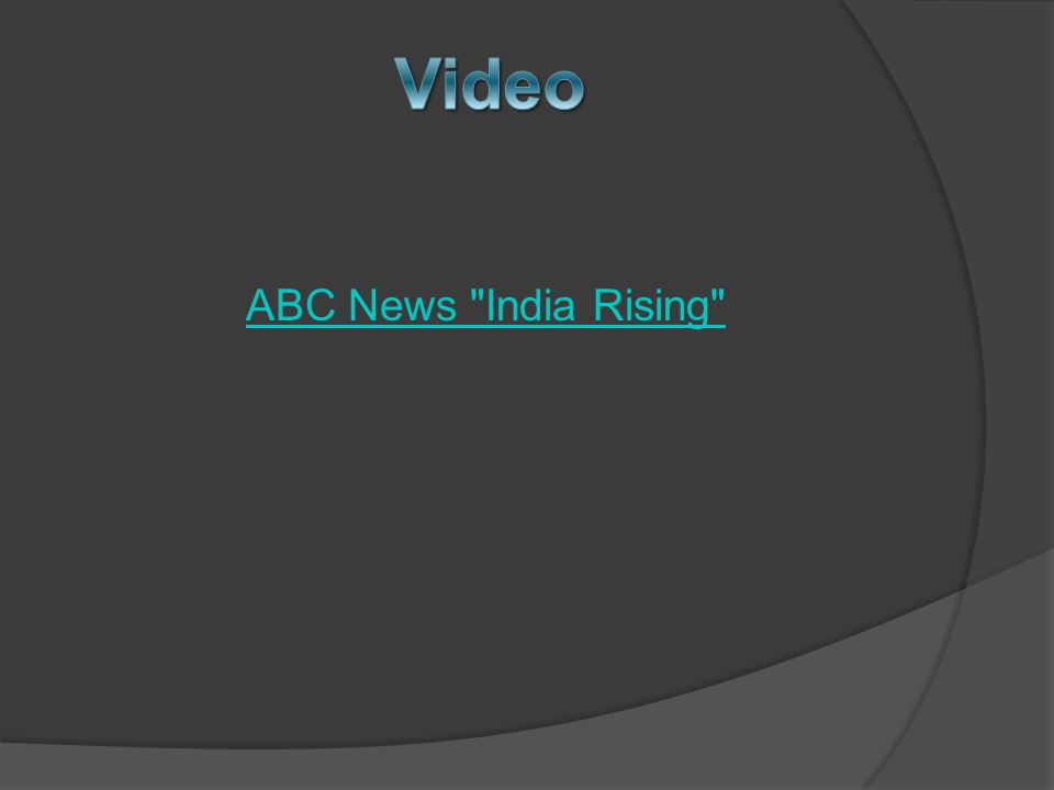 ABC News India Rising