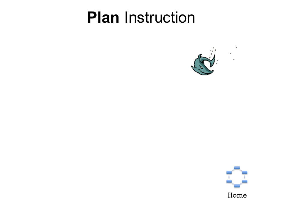 Plan Instruction Home
