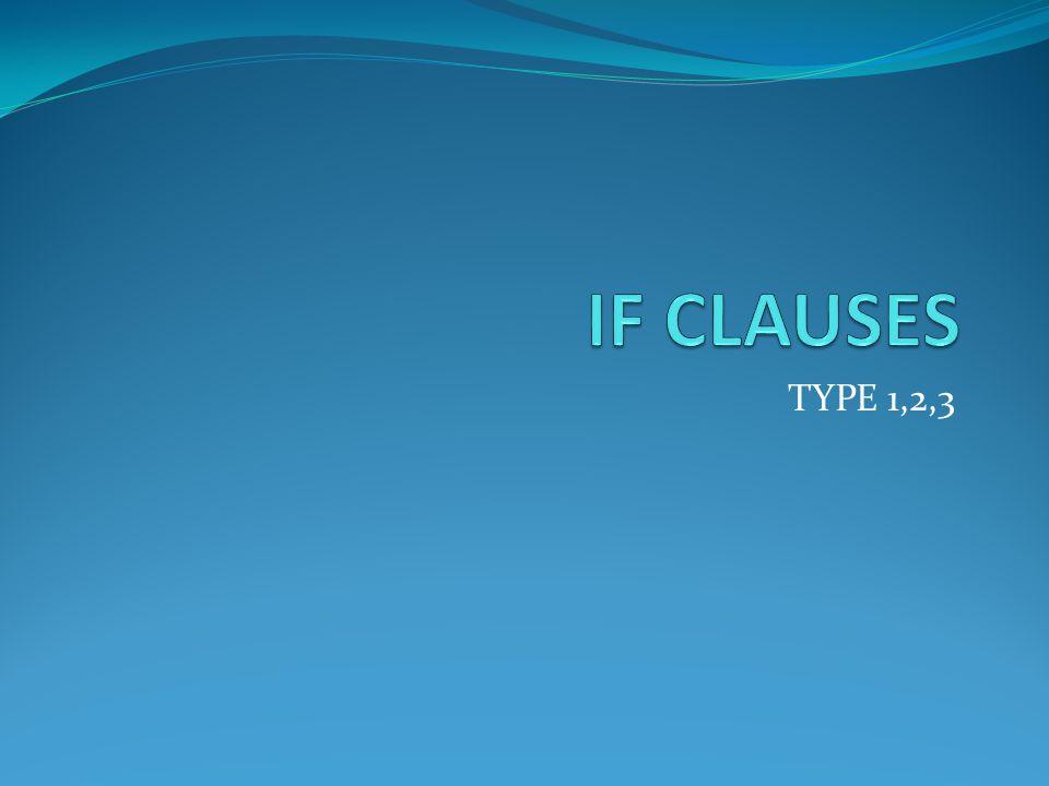 TYPE 1,2,3