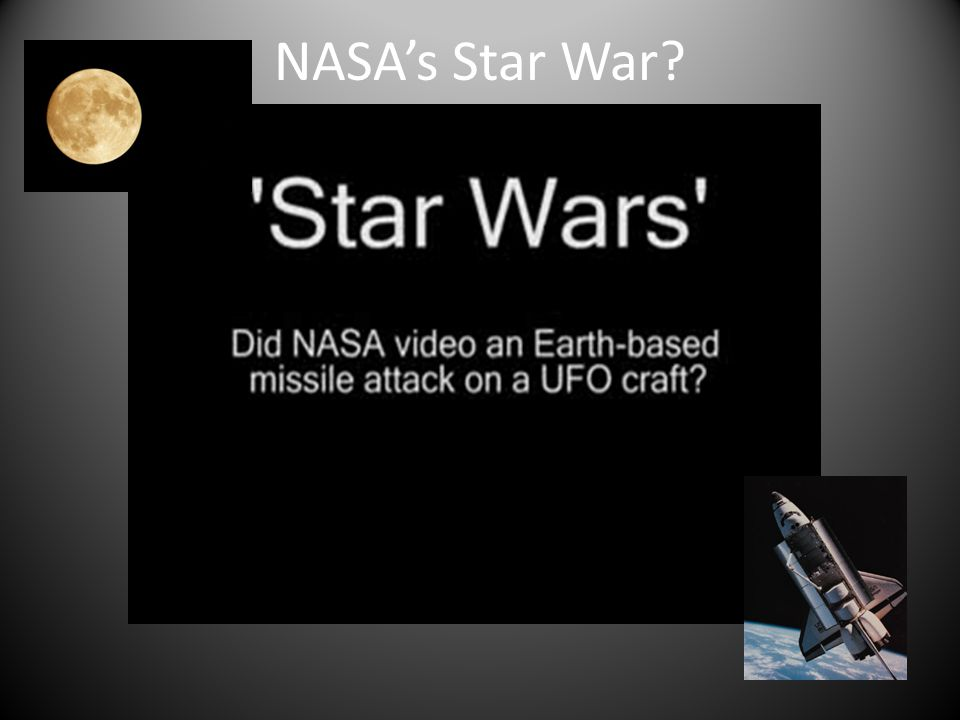 NASA's Star War
