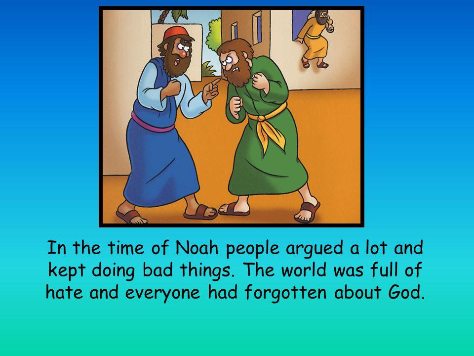 Genesis, Chapters 6-9