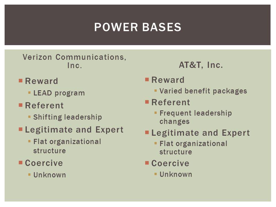 Verizon Communications, Inc.