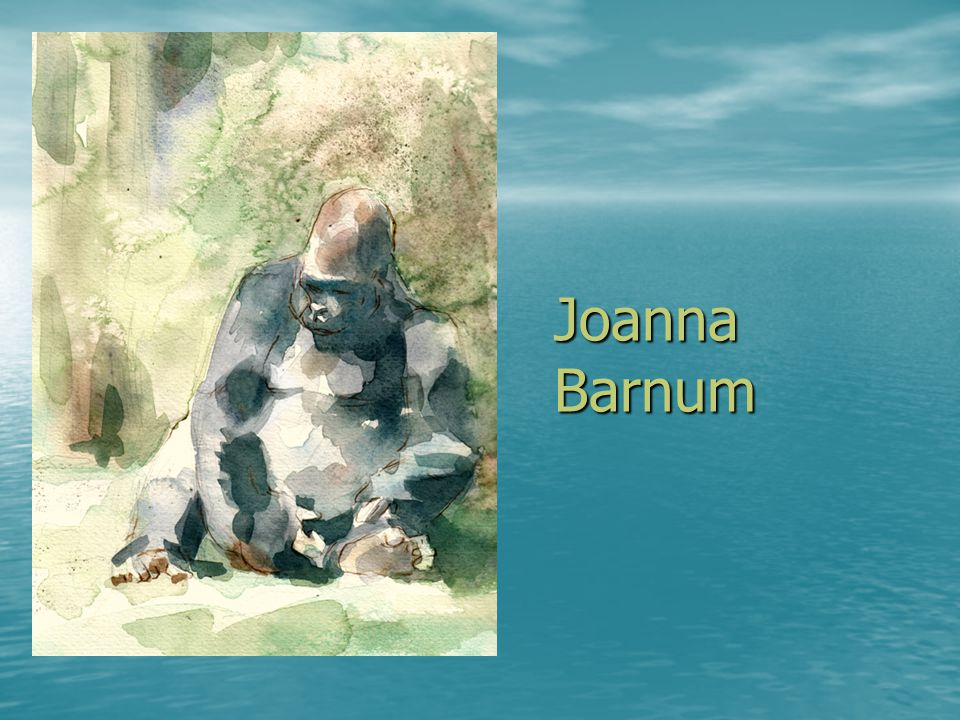 Joanna Barnum