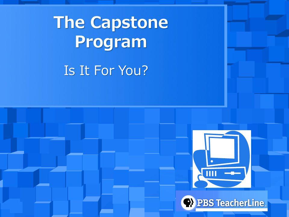 What is Capstone.