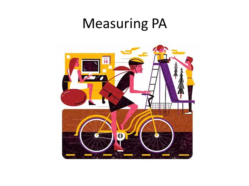 Measuring PA