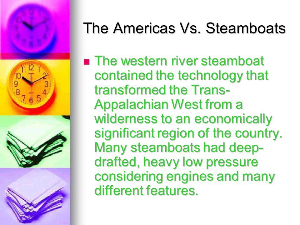 The Americas Vs.