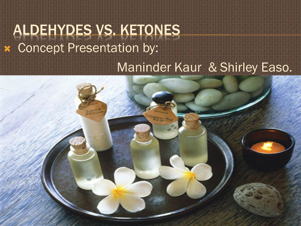  Concept Presentation by: Maninder Kaur & Shirley Easo.