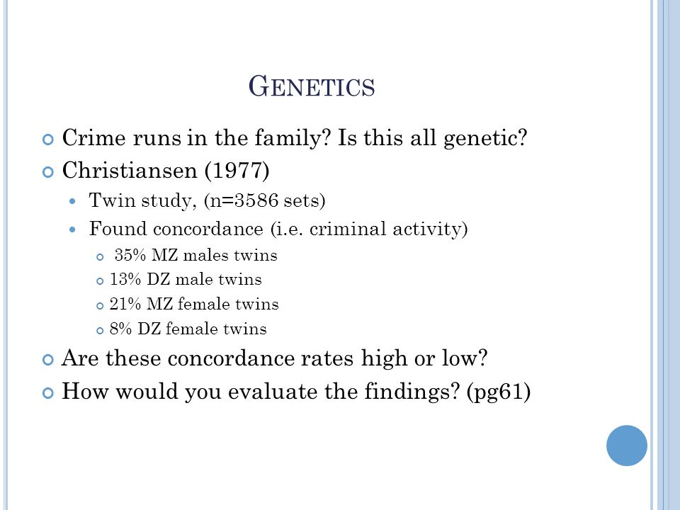 P OVERTY : M ESSNER (1988) Are those who earn less more likely to commit crime.