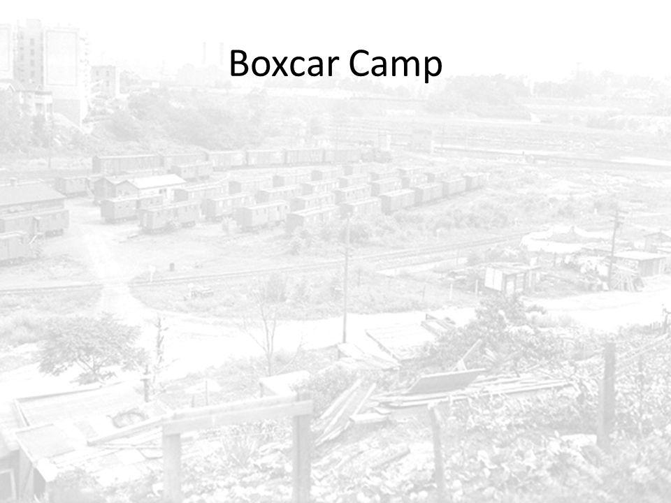 Boxcar Camp