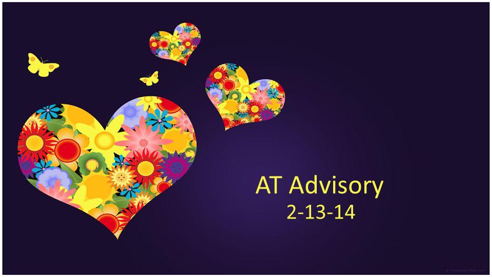 AT Advisory 2-13-14