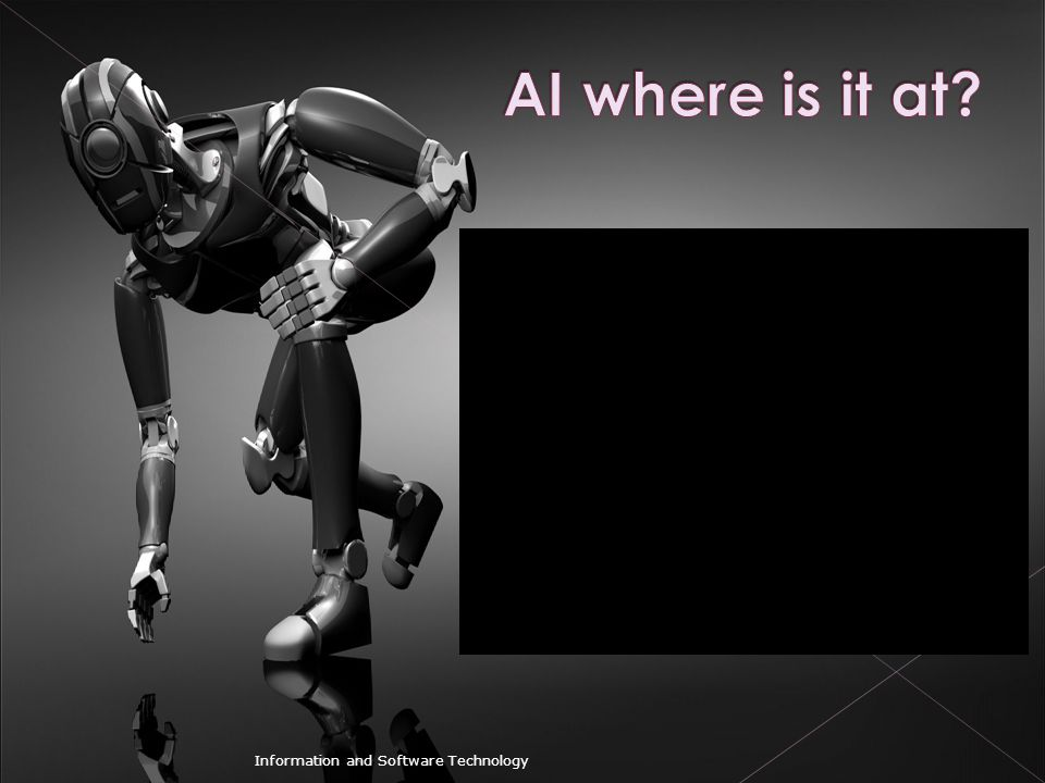  Create a PREZI on something to do with AI (can not be a movie)  Include pictures and video.