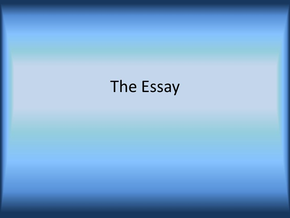 Essay Tips 120 minutes for 3 essays: rhetorical analysis, argumentative, and synthesis (40 minutes each) manage your time.