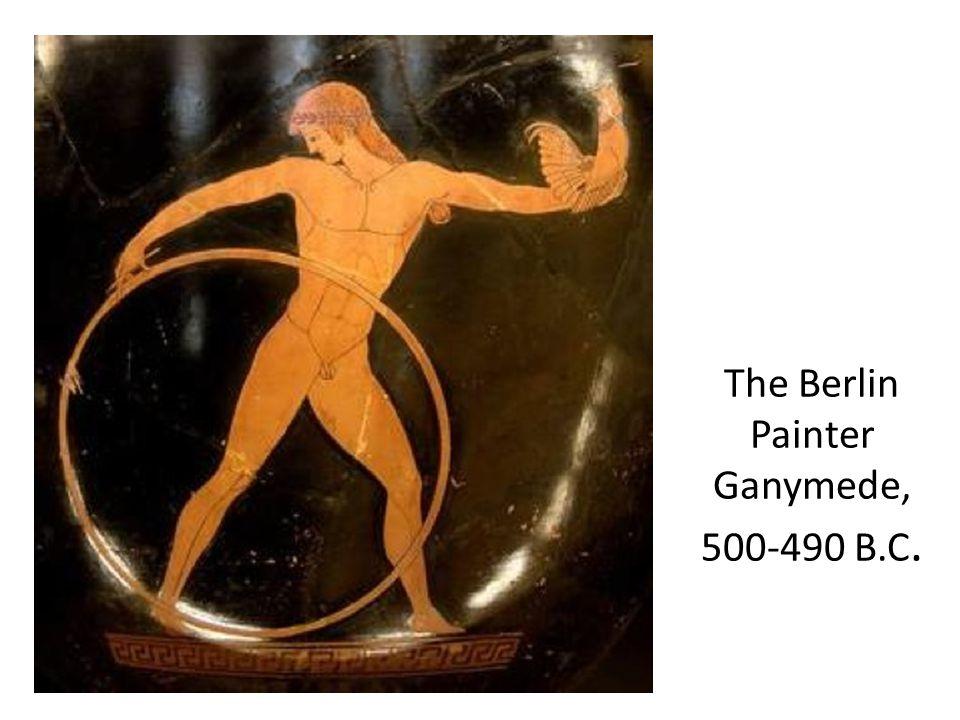 The Berlin Painter Ganymede, 500-490 B.C.