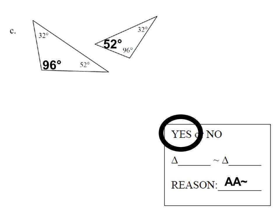 96° 52° AA~
