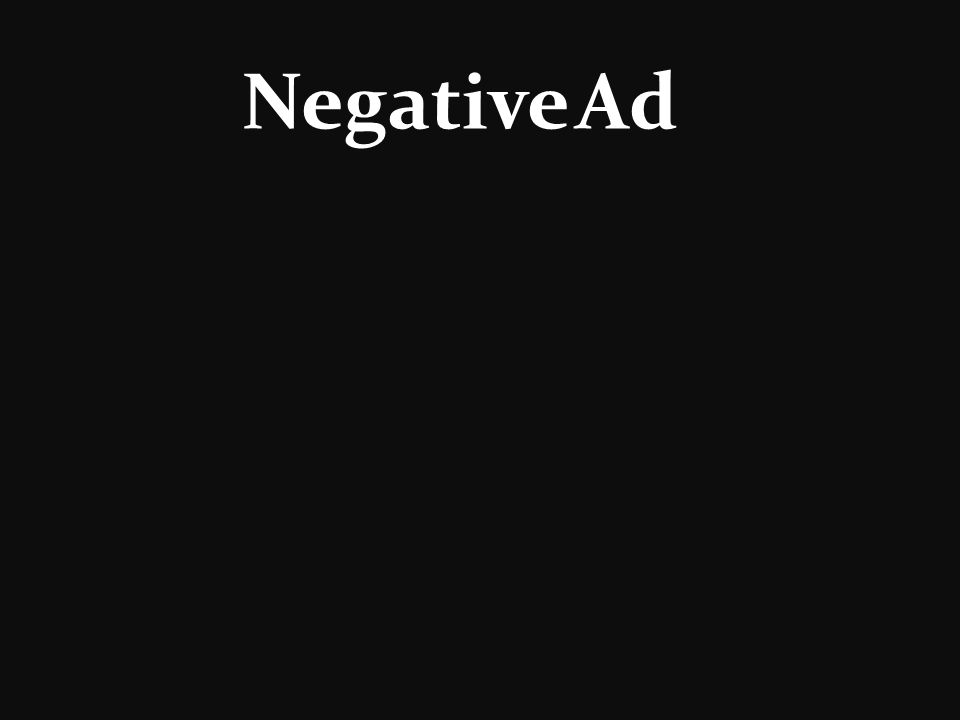 Negative Ad