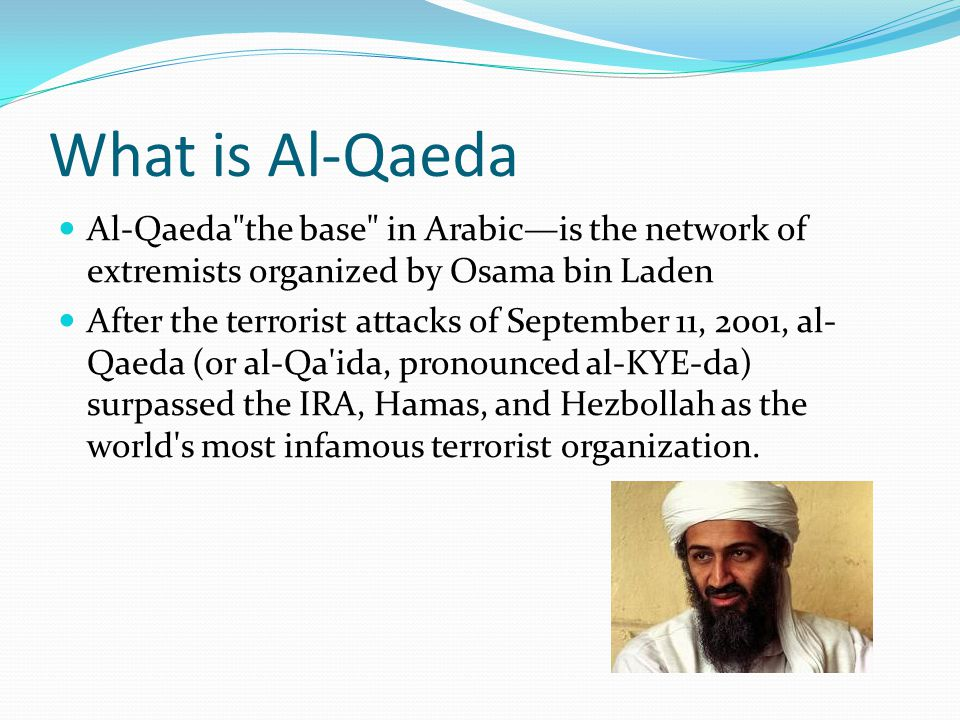 The Mujahadeen Al-Qaeda has its origins in the uprising against the Soviet occupation of Afghanistan.