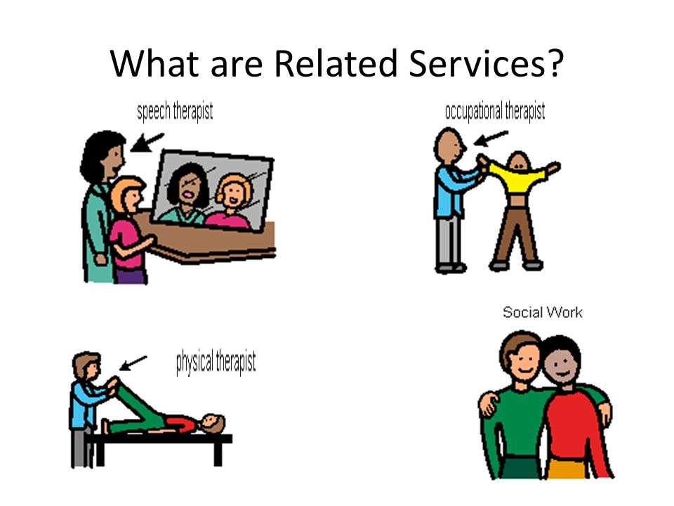 What are Related Services?