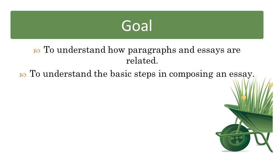 Essay Test Grading Rubric