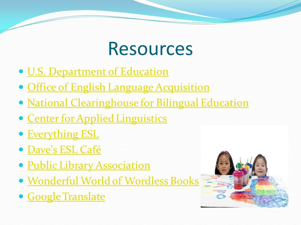 Resources U.S.