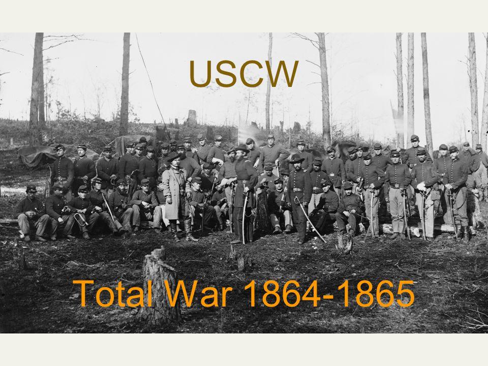 USCW Total War 1864-1865