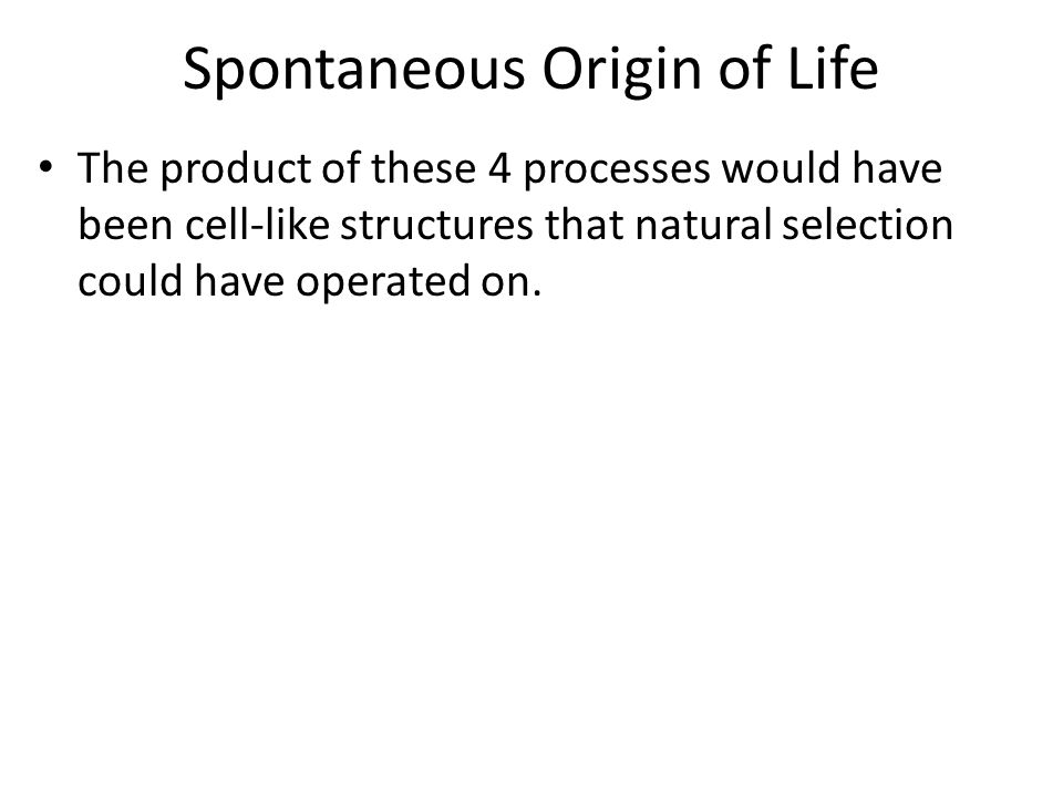 Speciation Variation exists and they can spread out to other niches.