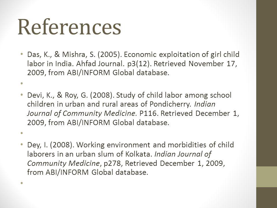References Docksai, R.(2008).